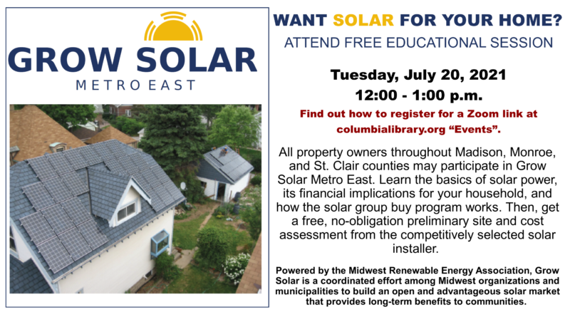 Solar Power AD